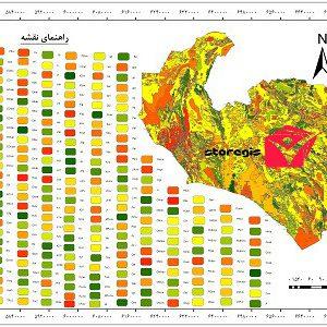 دانلود نقشه زمین شناسی استان خراسان جنوبی