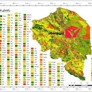 دانلود نقشه زمین شناسی استان کرمان