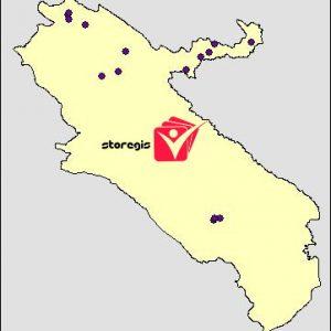 دانلود شیپ فایل معادن استان ایلام