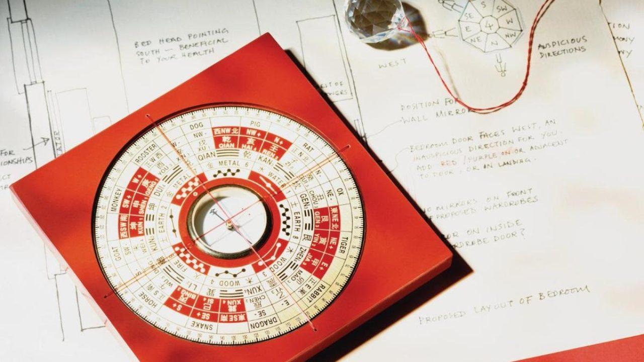 دوره Feng Shui فنگ شویی در دکوراسیون داخلی