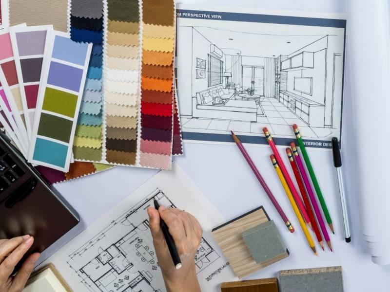 آموزش معماری داخلی