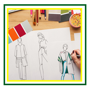 نمونه برگزاری دوره آموزش طراحی  لباس و مد شناسی