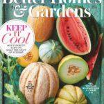 دانلود مجله Better Homes and Gardens USA چاپ August 2020