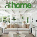 دانلود مجله at home Magazine چاپ July August 2020