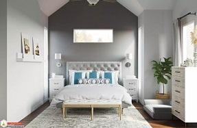 نمونه چیدمان اتاق خواب