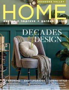 دانلود مجله Roanoke Valley Home Spring 2020