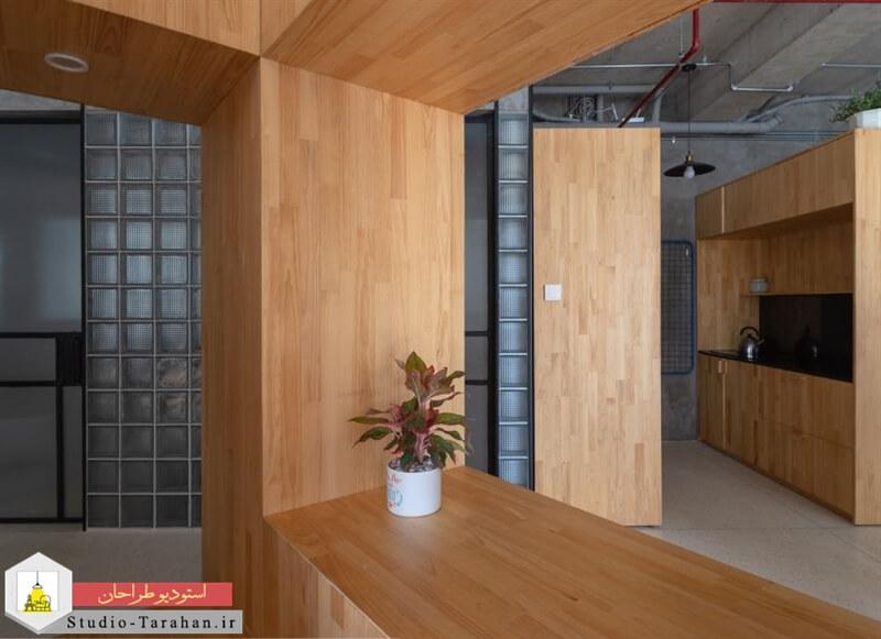 خانه چوبی ویتنام