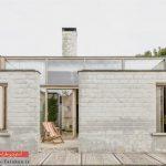 بازسازی خانه ای متفاوت که تا به حال نظیر آن را ندیده اید! | بلژیک