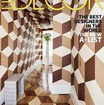 دانلود مجله Elle Decor USA چاپ June 2018