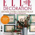 دانلود رایگان مجله Elle Decoration UK چاپ December 2016