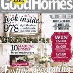 دانلود رایگان مجله GoodHomes UK چاپ January 2017