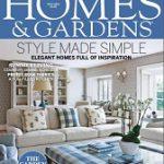 دانلود رایگان مجله Homes and Gardens چاپ July 2016
