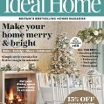 دانلود رایگان مجله Ideal Home UK چاپ Janaury 2017