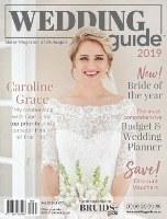 دانلود مجله Wedding Guide چاپ August 2018