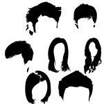 براش مو فتوشاپ