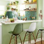 ترندهای سال ۲۰۲۱ برای طراحی آشپزخانه خاص + تصاویر