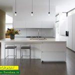 ایدههای مینیمالیستی برای بازسازی آشپزخانه شما + عکس