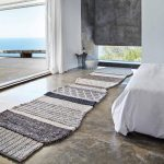 ۲۰ مدل از فرشهای خاص در دکوراسیون داخلی + تصاویر