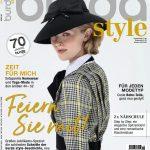دانلود مجله بوردا Burda Style چاپ October ۲۰۲۰