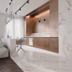استفاده از مس در طراحی آشپزخانهها + تصاویر
