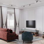 چگونه ترکیب فضای کلاسیک و مدرن داشته باشیم؟ + تصاویر