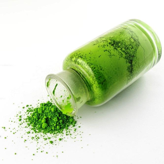 پیگمنت سبز