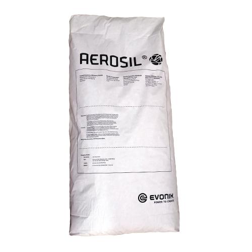 اروزیل - aerosil - فوم سیلیکا