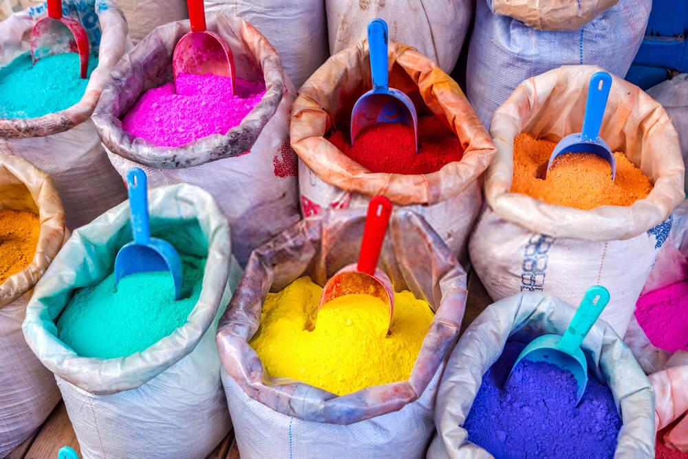 خرید رنگدانه معدنی