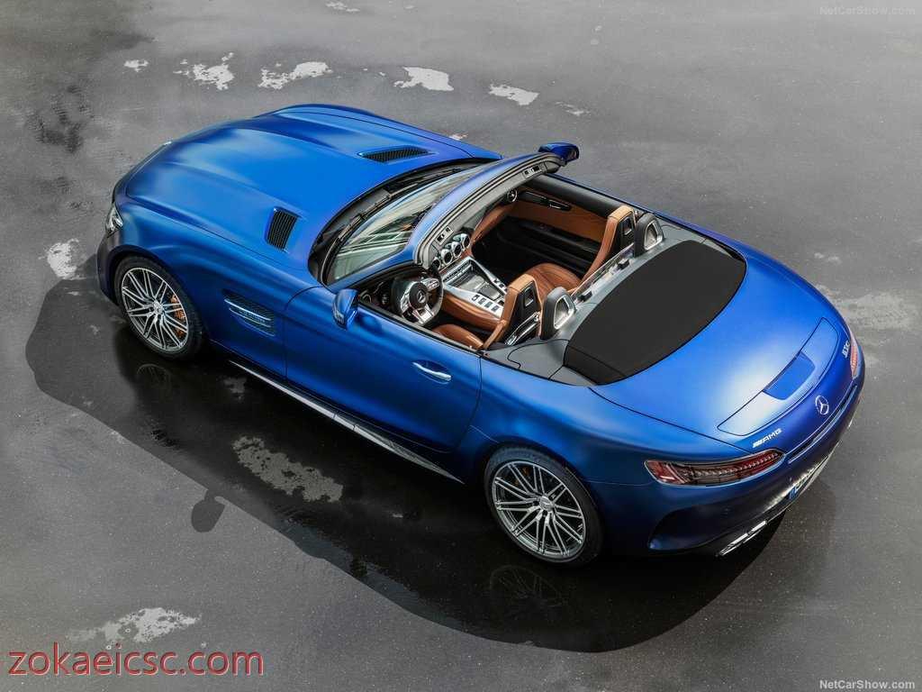 تعمیر ماشین بنز مدل Mercedes Benz AMG GT C Roadster 2020