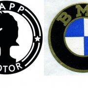 لوگوی شرکت BMW