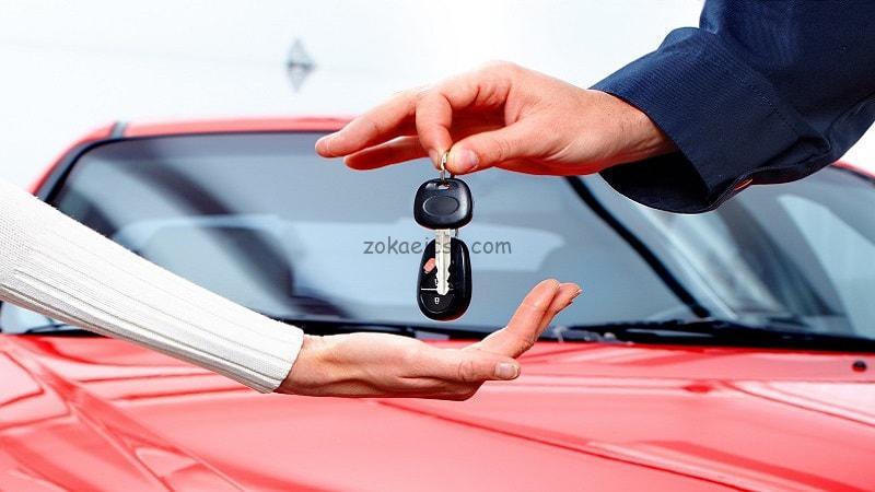تنظیم قولنامه خرید خودرو