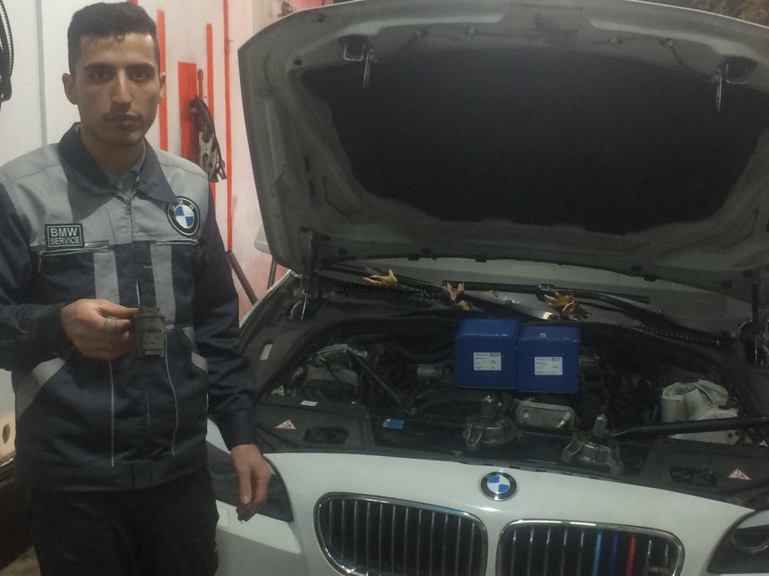 دلایل تعمیر اساسی موتور خودرو