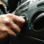 زمان تعویض شارژ کولر خودرو