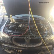 شارژ کولر خودروهای BMW