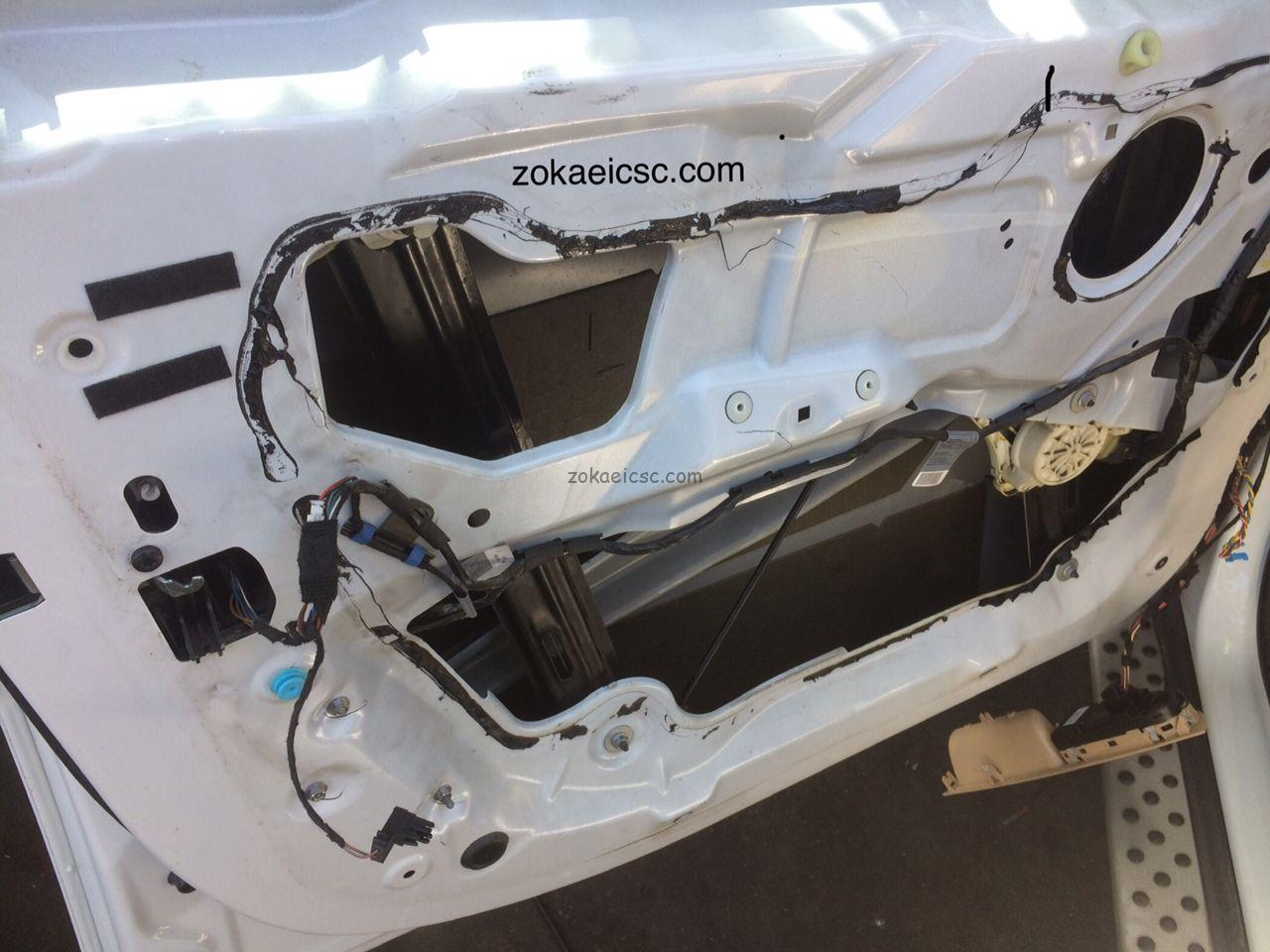 تعمیر کلید و موتور شیشه بالابر